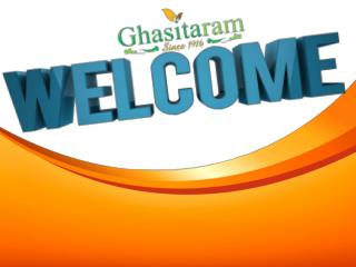 Buy or Send Sweets and Gifts Online Any Occasions from Ghasitramgifts.com