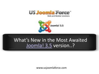 Joomla 3.5