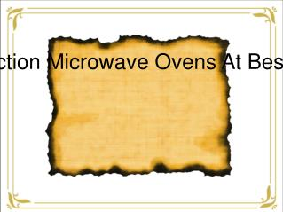 Convection Microwave Ovens At Best Price