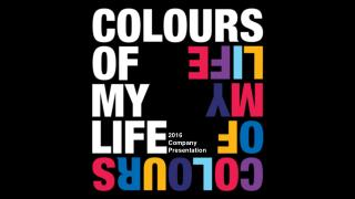 COLOURS OF MY LIFE