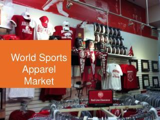 World Sports Apparel Market