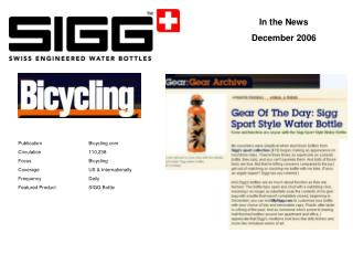 SIGGBicyclingDec06