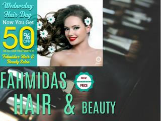 Fahmidas Hair & Beauty