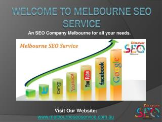 Online Marketing Services | Search Engine Optimization Melbourne | SEO Melbourne