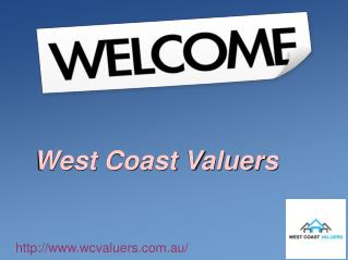 Expert Property Valuers by West Coast Valuers In Perth