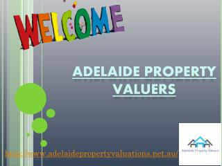 Hire  Adelaide Property Valuers for land valuations