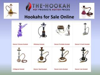 Hookah for Sale Online