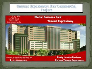 Yamuna Expressway: New Residential and Commercial Projects List
