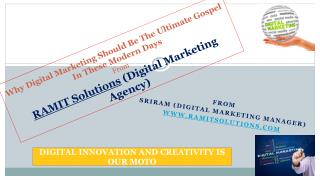 How Digital Marketing Helps You To Grow Your Business Effectively