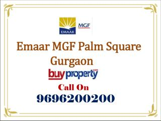 Emaar MGF Palm Square-Buyproperty.com