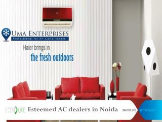 AC dealers in Noida-UMA Enterprises