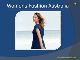 Discover Womens Fashion in Australia