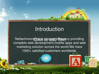 Get Web Development and Web Marketing Services-Nettechnocrats