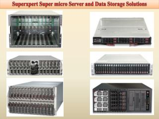 Superxpert Super micro Server and Data Storage Solutions