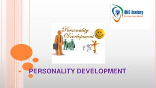 Tips for Personality Development by QMS Academy