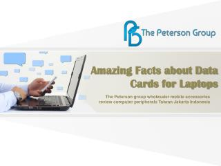 Amazing Facts about Data Cards for Laptops