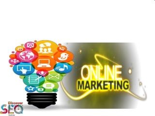 Online Marketing | Discover SEO Sydney