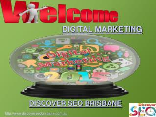 Digital Marketing | Discover SEO Brisbane