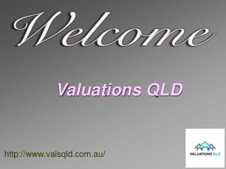 Get Best Property Valuers In Brisbane
