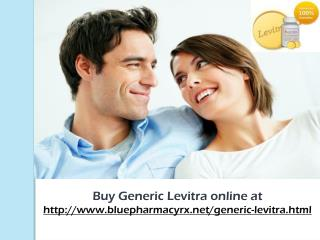 Generic Levitra Puts a Swift End to Erectile Dysfunction