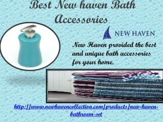 Best New haven Bath Accessories