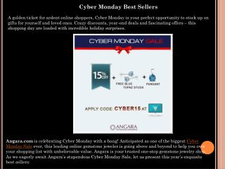 Cyber Monday Best Sellers
