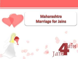 Maharashtra Marriage for Jains