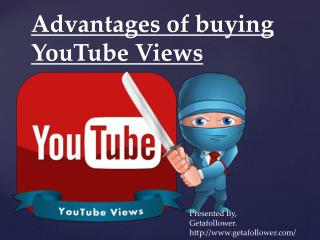 Advantages Of Buying YouTube Views