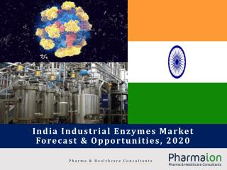 India Industrial Enzymes Market Forecast and Opportunities, 2020