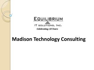 Madison Technology Consulting
