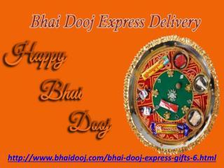 Bhai Dooj Express Delivery @ bhaidooj.com!