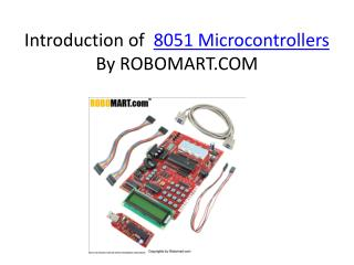 8051 Microcontroller Development Board Price kit online India