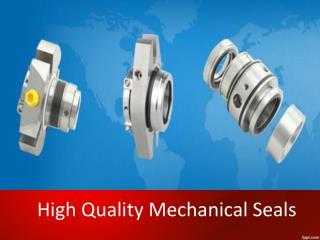 Get High High Quality Mechanical Seals