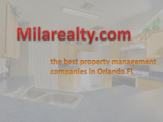 real estate Orlando