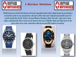 Ireview Watch