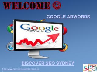 Google Adwords | Discover SEO Sydney