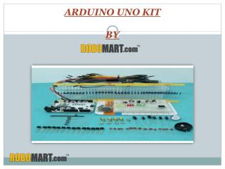 Buy Arduino Kit from Robomart