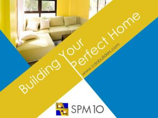 Building Your Perfect Home