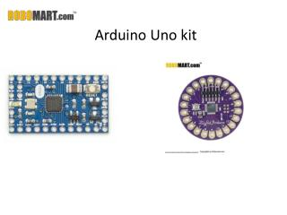 Arduino Uno kit india