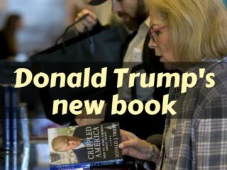 Donald Trump's new book