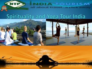 Spiritual and Yoga Tour, India