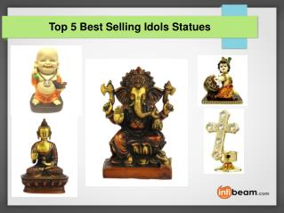 Top 5 Best Selling Idols Statues