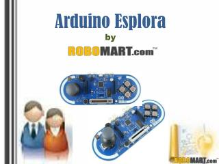 Buy Arduino Esplora by Robomart