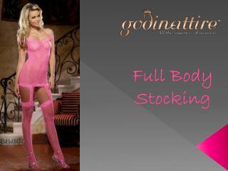 Full Body Stocking, Fishnet Body Stocking