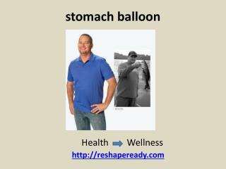 bariatric balloon weight loss