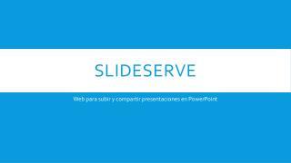 SlideServer explicacion