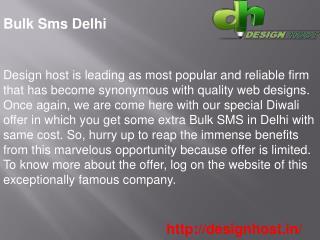 Bulk SMS Delhi