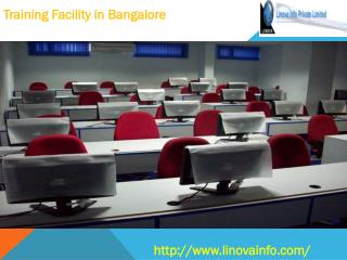 Training facility in Bangalore