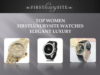 Top women firstluxurysite watches elegant luxury