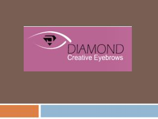 Diamond Creative Eyebrows